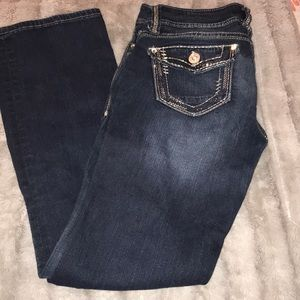 Like new ***EXTRA LONG*** Daytrip bootcut jeans!!